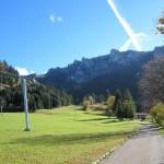 Rohrkopfhütte Beginn