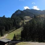 Rohrkopfhütte Piste