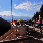 Rohrkopfhütte Terrasse 1