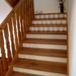 Treppe fertig