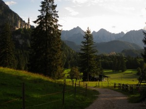Reith Alpe mit Schloss
