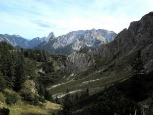 Bergtour Latschenschrofen