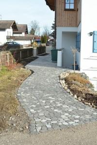 Pflasterweg