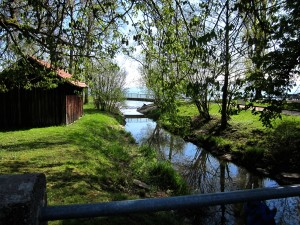 Romantische Flecken am Bodensee
